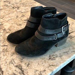 Sonoma Black Booties